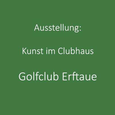Kunst im Clubhaus - Golfclub Erftaue - Ann Katthöfer