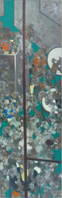 Triptychon c, 45x145 cm