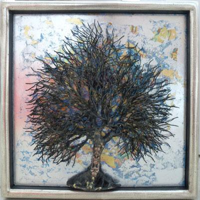 'Baum im Sylter Licht'