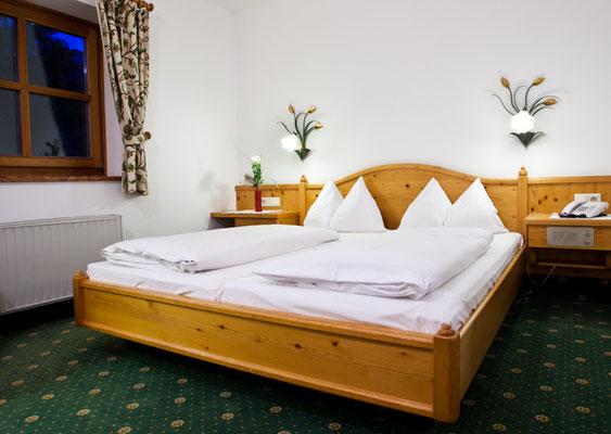 Doppelzimmer Hotel Mitteregger