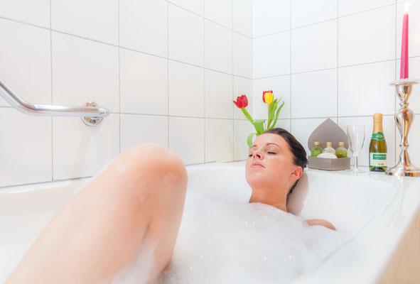 Badewanne Hotel Mitteregger