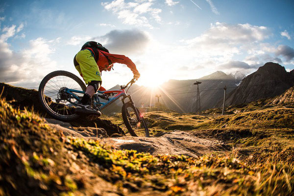 MTB in Zell am See