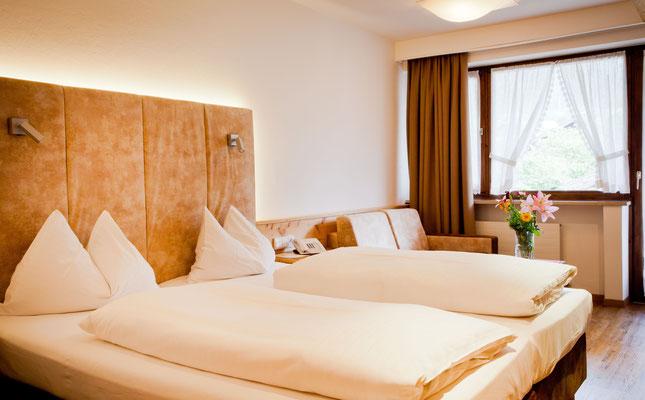 Zimmer Hotel Mitteregger
