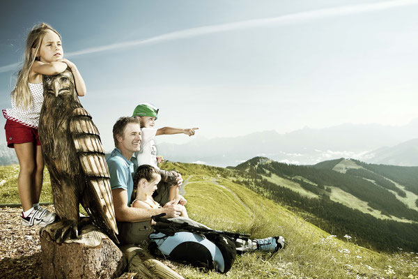 Wander in Zell am See / Kaprun