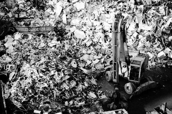 Iron garbage - Mannheim