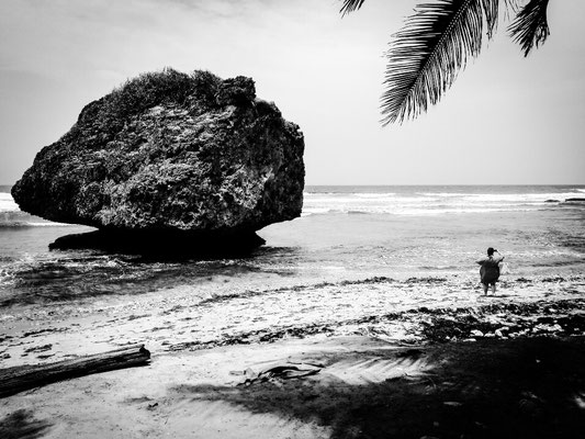 Two rocks - Barbados