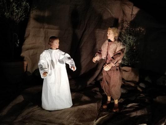 4. Fastensonntag: Jesus redet mit Nikodemus