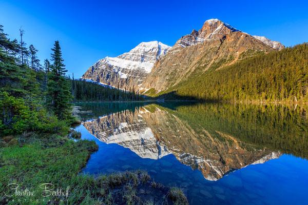 Cavell Lake, Alberta
