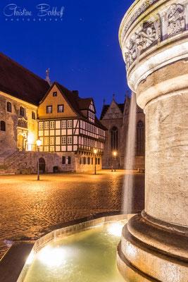 Marienbrunnen am Altstadtmarkt