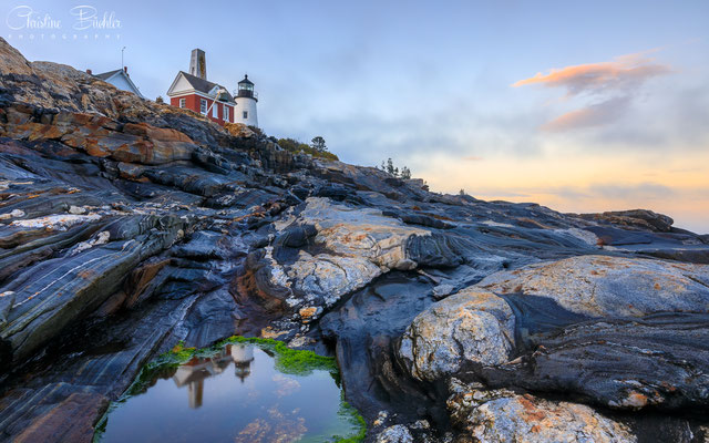 Pemaquid Lighthouse, Maine