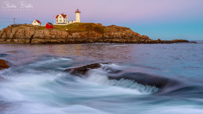 Nubble Point, Maine