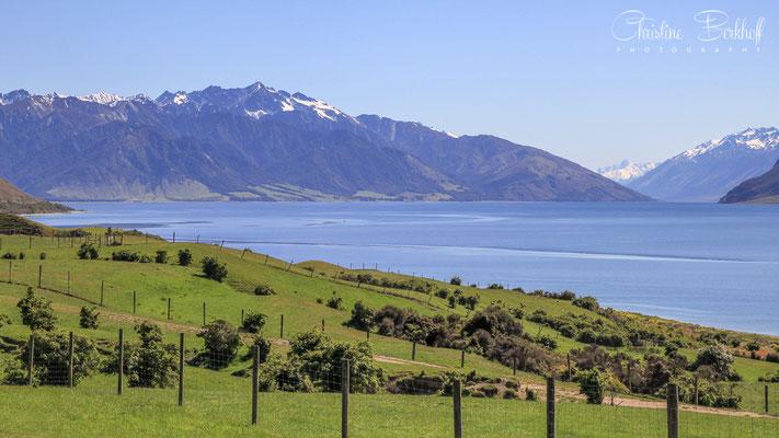 27 Lake Wanaka, Südinsel