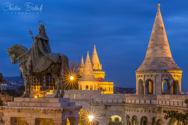Fisherman´s Bastion