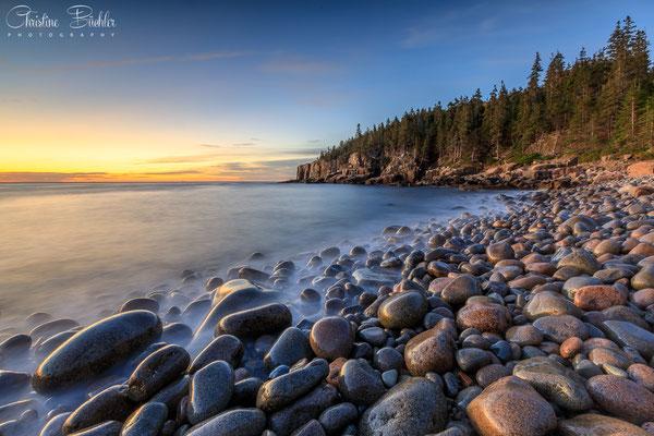 Boulders Beach, Maine