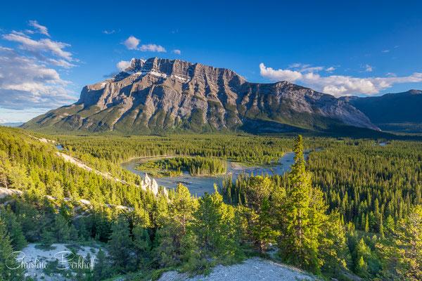 Banff Hoodoos, Alberta