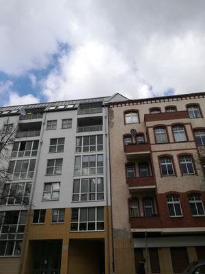 Erstsicherung Indstriekletterer Berlin