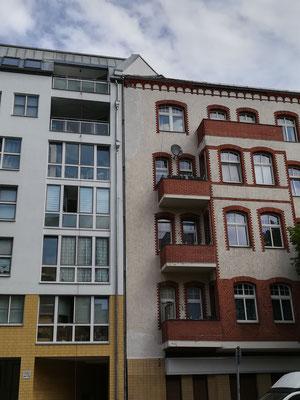 Verputzen Indstriekletterer Berlin