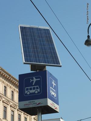 Solar Versorgungseinheit CSU 180