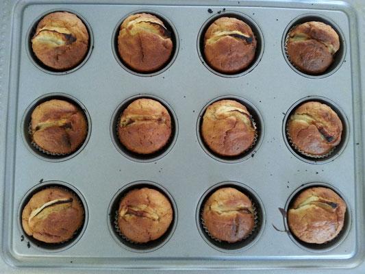 Apfel-Zimt Cupcakes 2/2