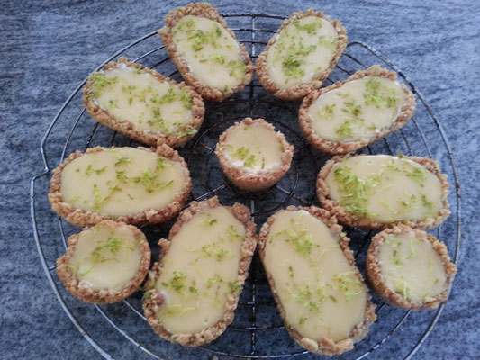 Mini Lime-Pies 1/2