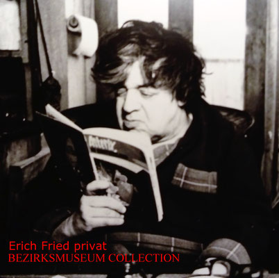 Erich Fried Sammlung