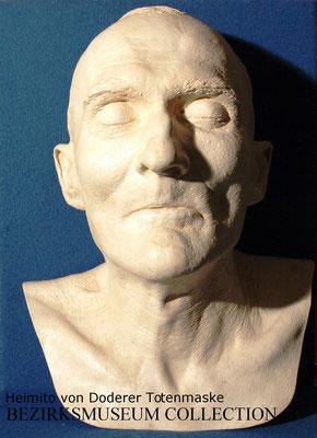 Heimito von Doderer Totenmaske