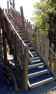 ©ghepetto │ Treppengeländer - Ansicht 1