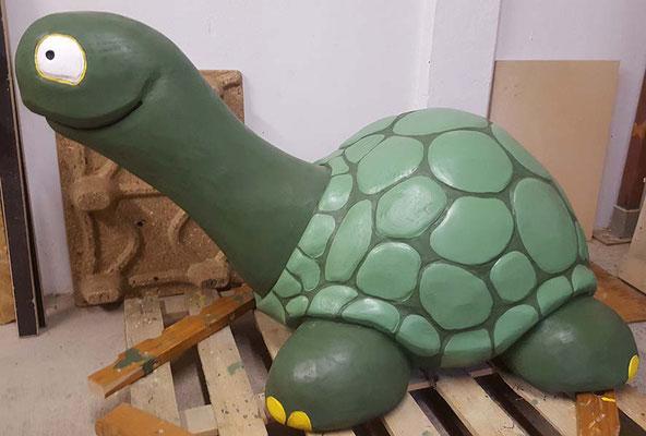 ©ghepetto │ Schildkröte Morla