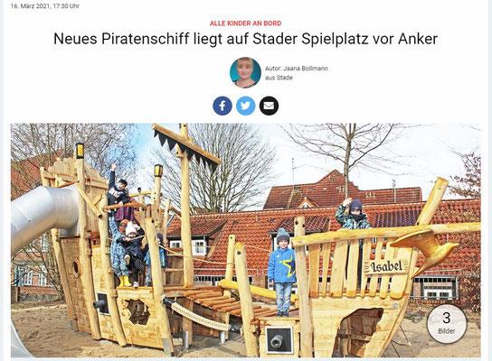 2021_03_16_Kreiszeitung Wochenblatt / Stade