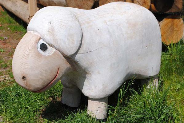 """©ghepetto │ Bauernhoftiere: Schaf 4 """"Dolly"""""""