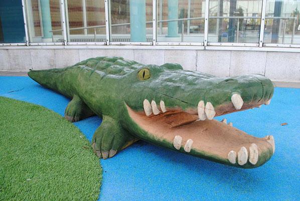 ©ghepetto │ Krokodil Louis │ Bestellnummer:30448