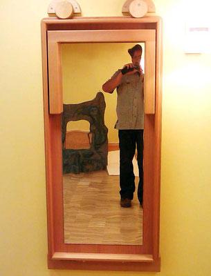 ©ghepetto │ Wandklapptisch 9 mit Spiegel