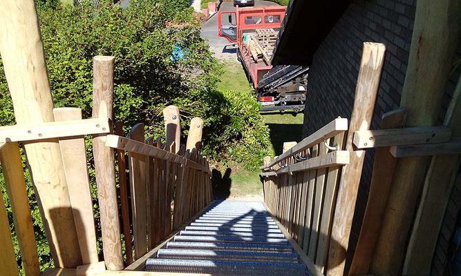 ©ghepetto │ Treppengeländer - Ansicht 2