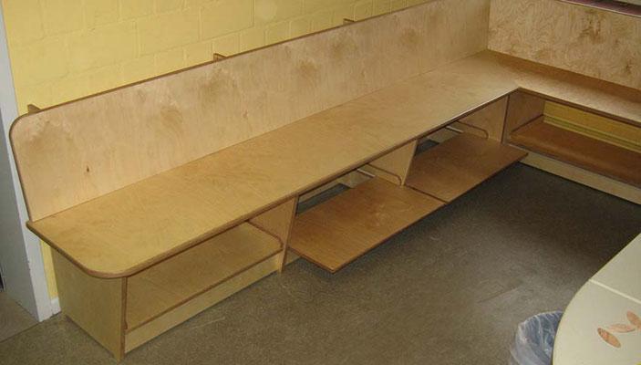 ©ghepetto │ Sitzbank mit Stauraum 2