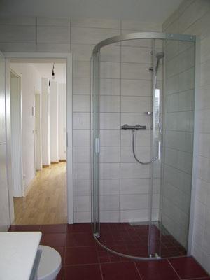 Dusche im 2.OG