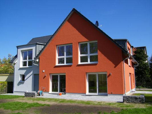 Einfamilienhaus nach dem Umbau