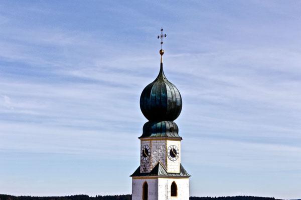 Kirchturm von Ising