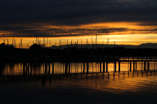 Segelhafen Felden