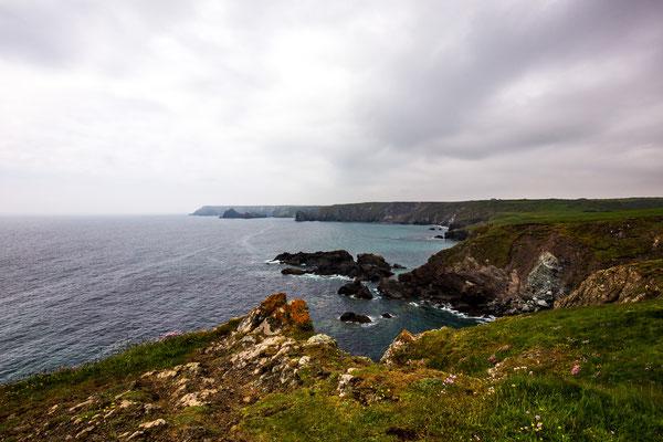 Cornwall Südküste