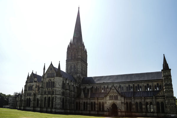 Salisbury Kathedrale