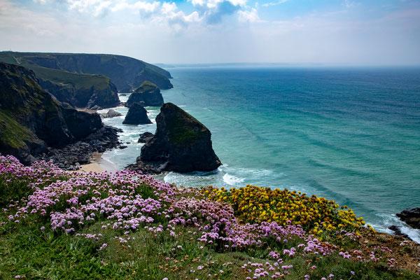 Cornwall Nordküste