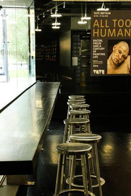 London - Cafe in der Modern Tate