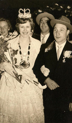 Königspaar 1956