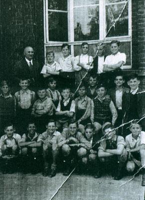 Klassenfoto Poller Hauptschule