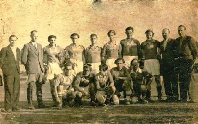 2. Mannschaft VfL Poll 1958; Bild: H. Vierheller