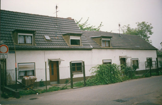 Kleinstraße Nr. 1