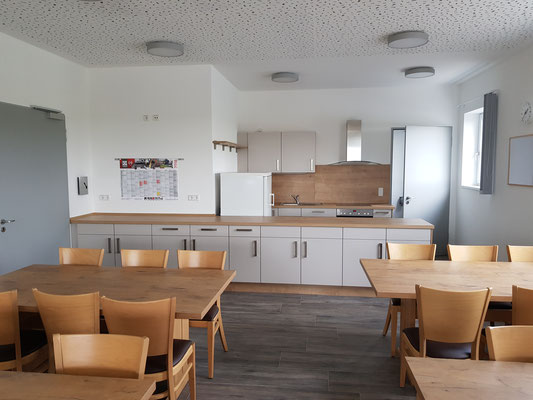 Stüberl und Küche