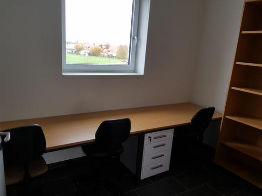 Büro der Vorstandschaft im OG