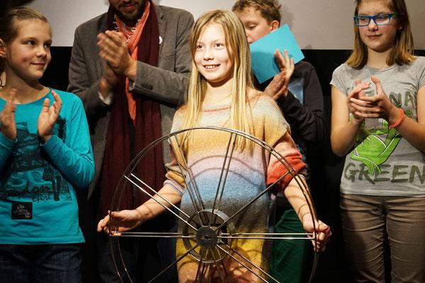 Premiere in Prenzlau 2014. Foto: Antje Materna
