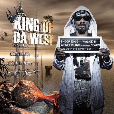 KING OF DA WEST, 2010 (Aluminium)